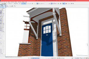 Modeling custom building elements with Archicad