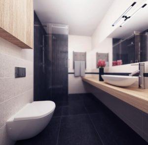 Interior Architectural render.