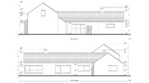 Architectural Drawings for planning application