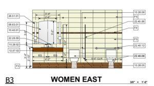 Drafting room elevations ( keynoting )