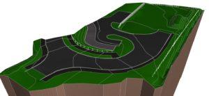 Archicad terrain modeling