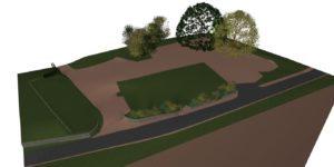 BIM terrain modeling