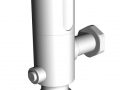 Exposed Wave Flushometer for Meisner2 (2)