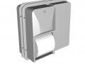 Toilet tissue dispenser 2 for Meisner2