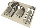 Archicad model of US urban context by ArchicadTeam.com