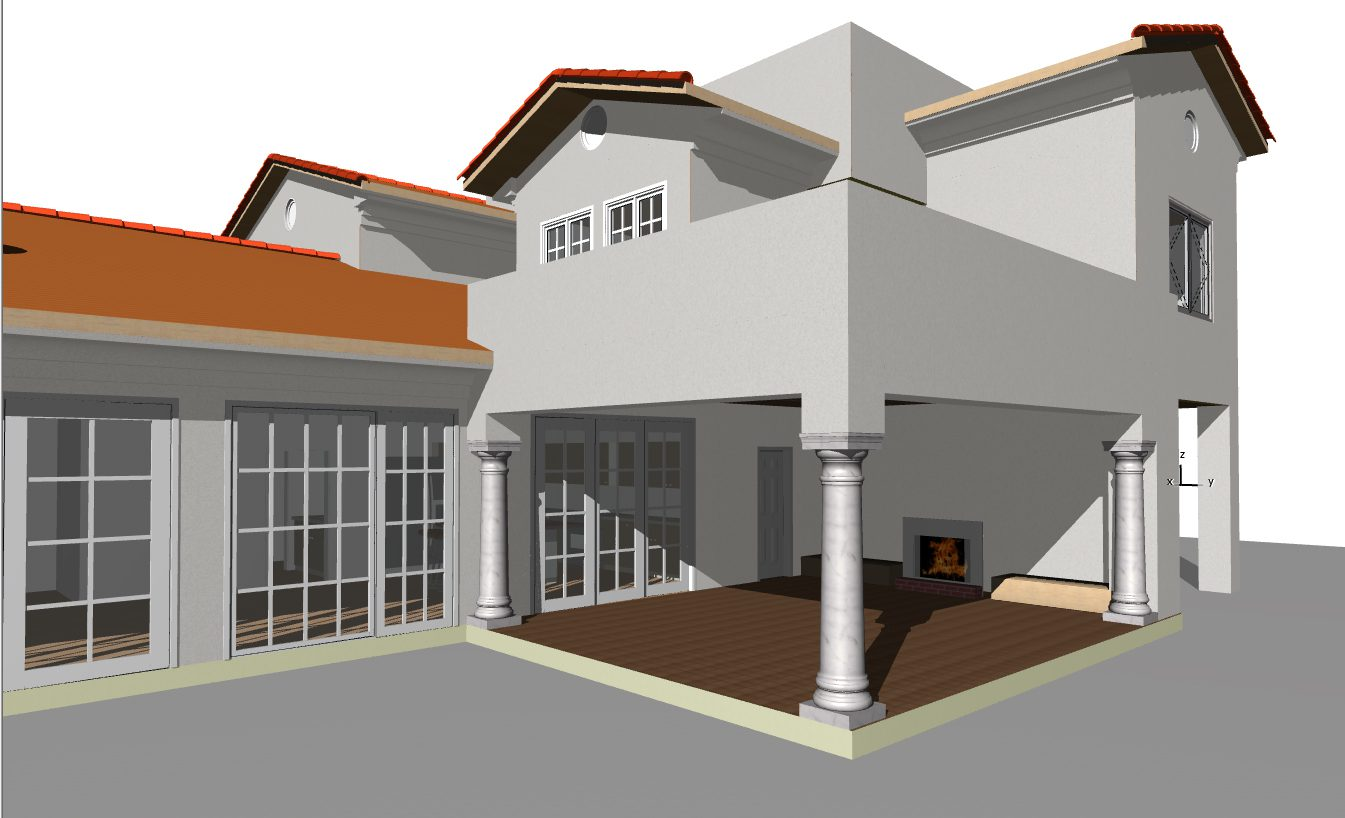 Survey data to Archicad BIM or SketchUp model | Professional