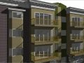 Archicad model of apartment building by ArchicadTeam.com
