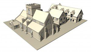Modeling Architectural urban context with Archicad