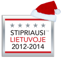 ArchicadTeam Strongest in Lithuania 2012-2014