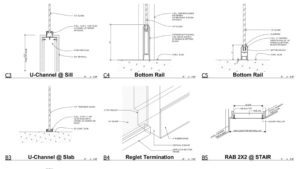 2D Archicad detail drafting
