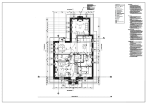 2D Architectural Drafting Services.