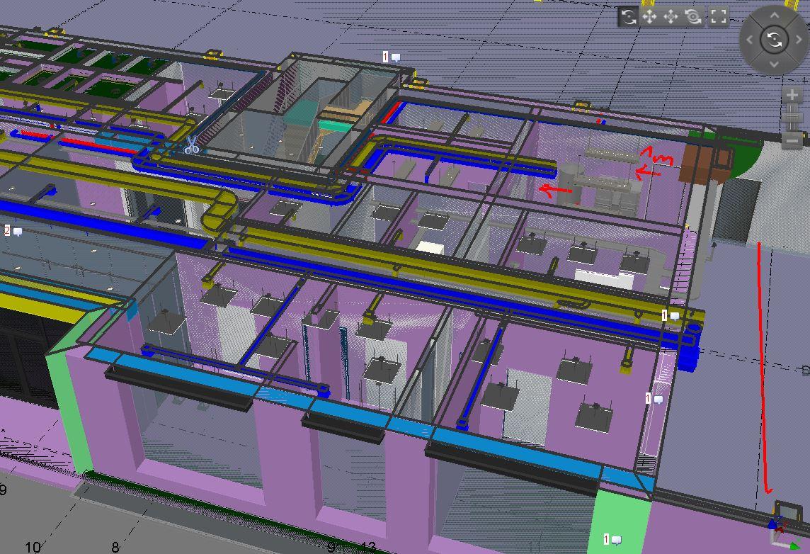Tekla, Archicad MEP modeling   Professional CAD contractor