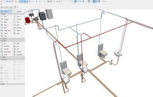 2D CAD to BIM
